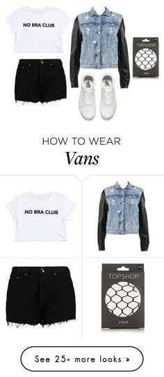 """Paper-thin walls Angry words from down the hall Something changed then I think about him every now and again"" by jasmine-quarry on Polyvore featuring Boohoo, rag & bone, Topshop and Vans"