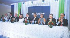 El ministro de Turismo Francisco Javier García encabezó junto a autoridades locales la inauguración de la feria Expo Turismo 2014,