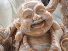 Caramel Creme Happy Buddha