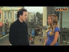 Video! John Cusack Stops by The Grove