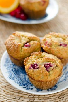 This quick and easy paleo cranberry orange muffins recipe is gluten-free and grain-free. A wonderfultreat you can enjoy any time of the year...