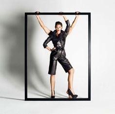 Yves Saint Laurent Ad Campaign