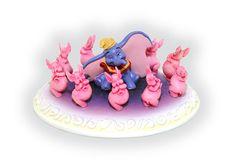 "Disney's Dumbo Olszewski Studios ""Pink Elephants on Parade"""