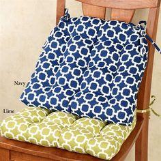 Manilla Tropical Indoor Outdoor Chair Cushion | Coastal Collection ...
