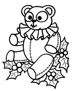 Christmas Trees Santas Reindeer And More These Coloring Book Pictures Will Keep The Kids Happy For Hours Sheets
