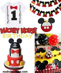 54bf704424bf Mickey Mouse First Birthday Party Ideas and Outfit Inspiration First  Birthday Outfits Boy, Boys First