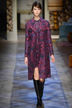 Erdem Fall 2015 Ready-to-Wear - 40plusstyle.com