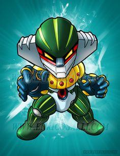 build up!!!!!! Coming soon: Great Mazinger, Grendizer, Getter Robot G, Rydeen, Gaiking, Combattler......Super Deformed !!!!!!!!!!!!! © Dynamic Planning - Toei Animation