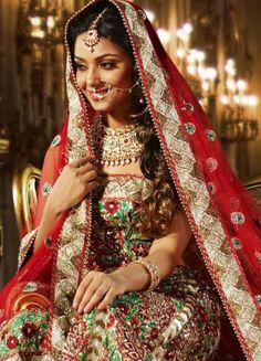 Abito da sposa Indiano
