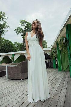 """Платье Селена http://tagbrand.com/pz/963349 Летнее Платье""""Selena Summer"""" в пол и сборкой на талии. Цвет """"Белый"""" Заказ http://vk.com/design.studio.ateya Цена - 5500 рублей Ткань Масло"""