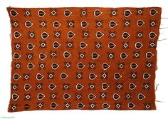 Mudcloth Bogolanfini Handwoven and Dyed Mali Africa