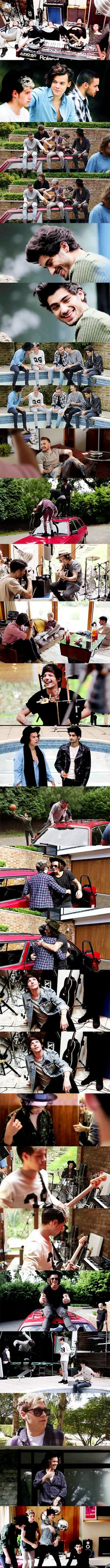 They are so amazing together. Zayn you will always be a part of 1D. I'm gladd that I got the chance to see you on stage last year <3