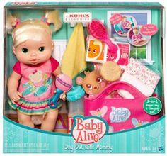 Hasbro Baby Alive Day Out with Mommy Doll Set as low as $16.79 Shipped!