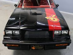 Custom Flames, Stripes & Paint on Turbo Regals Grand National For Sale, Buick Grand National Gnx, 2015 Buick, Truck Paint, Buick Regal, Buick Riviera, Station Wagon, Sport Bikes, Motorcycles