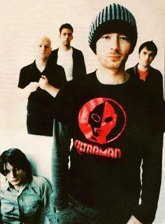 Radiohead, Radiohead, Radiohead...