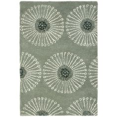 The Soho Collection is Safavieh's response to market demand for clean, transitional design in rugs that work equally well in traditional and contemporar...