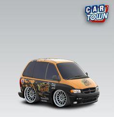 Dodge Grand Caravan 2000 - Yukes