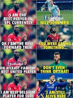Poor Lukaku 😂 Best Belgium Forward* Like Troll Football Generation 👍