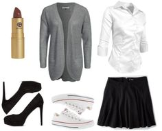 """Fashion Inspiration: Britney Spears' """"...Baby One More Time"""" Music Video - College Fashion"""