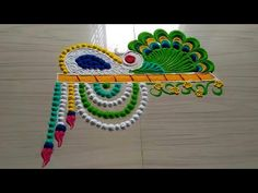 Top 40 Latest And Simple Rangoli Designs For Diwali 2019 - Easy Rangoli Designs Videos, Indian Rangoli Designs, Rangoli Designs Latest, Simple Rangoli Designs Images, Rangoli Designs Flower, Rangoli Border Designs, Colorful Rangoli Designs, Flower Rangoli, Beautiful Rangoli Designs