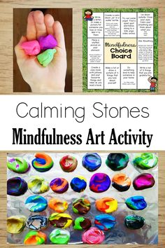 Sensory Activities, Learning Activities, Teaching Ideas, Spring Activities, Mindfulness For Kids, Mindfulness Activities, Projects For Kids, Art Projects, Crafts For Kids