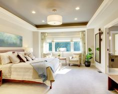 Paint for tray ceiling
