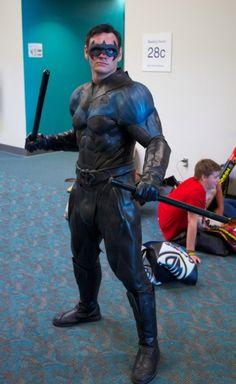 Awesome Nightwing!