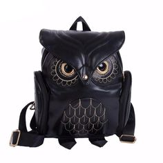 Now available on our store, CuteFTW!: Leather Owl Backpack - Click the link to shop: http://cuteftw.com/products/leather-owl-backpack?utm_campaign=social_autopilot&utm_source=pin&utm_medium=pin