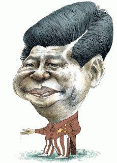 Xi Jinping, nuevo líder chino - Pancho Cajas