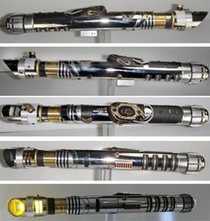 Show off your custom lightsaber!
