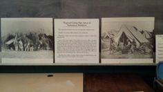 History of soldiers College Point, Soldiers, History, Historia