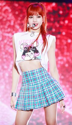 BLACKPINK || Lisa ('AS IF IT'S YOUR LAST' Live)