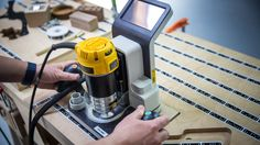 Hands-On with Shaper Origin Handheld CNC Router!