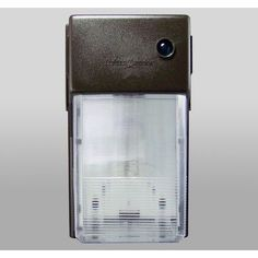 """50 Watt High Pressure Sodium Wall Light in Bronze by Lights of America. $42.01. 9050 Features: -Wall light. -Color: Bronze. -High pressure sodium bulb. -Wattage: 50W. -Overall dimensions: 10"""" H x 5"""" W x 5"""" D."""