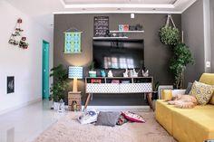 Decoração: reforma de casa vira blog cheio de inspiração