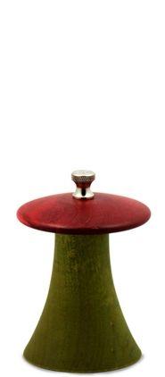joli petit moulin poivre ancien en laiton ebay jolibrocabrac antique small pepper. Black Bedroom Furniture Sets. Home Design Ideas