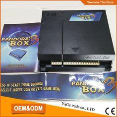 73.00$  Buy here - http://alijxj.shopchina.info/go.php?t=32376818270 - Pandora's Box 520 in 1 games/arcade game/multi game PCB 73.00$ #buymethat