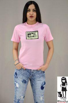 Γυναικείο t-shirt Emily Strange Escaped Emily Strange, T Shirt, Tops, Women, Fashion, Supreme T Shirt, Moda, Tee Shirt, Fashion Styles