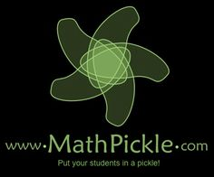 Problem-Based Learning Resources @ my edublog...Moore Than Just X: Problem-Based Learning: Math Pickle