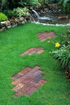 Brick Pathways 8