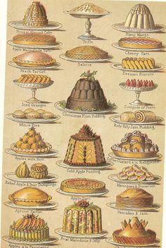 Victorian Gel- Cookery