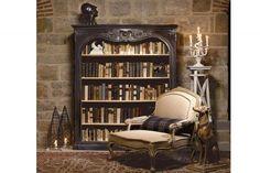Книжный шкаф и крело Chelini