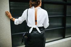 4 Ways to Wear a Button-Down Shirt | eHow