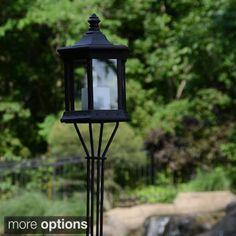 Solar Latern Garden Pole Torch
