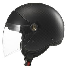 The LS2 Cabrio sets the standard for ultra-lightweight style and performance in open face helmets. Built from wide-weave pure carbon fiber, this is a product...