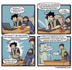 True story : la code review de trop