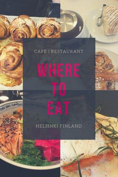 Helsink, Finland is a food lover's paradise. The city has a vibrant food scene full of traditional and modern Finish dishes to share with travelers. Here are the best places to eat when traveling to this European city.