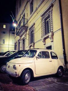 Perugia Fiat 500