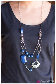 """New item """"Ever so sweet blue"""" 1/31/15 www.paparazziaccessories.com/13943"""