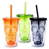 I found '3d skull chiller' on Wish, check it out!